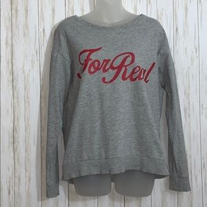 Size S Divided by H&M Graphic Sweatshirt